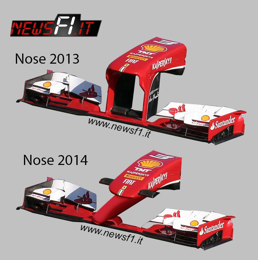 naso Ferrari 2014