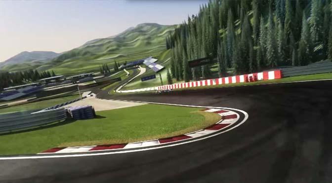 Circuito Formula 1 Austria : F news round n gp d austria motori e formula