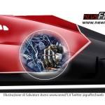 F1 News – I collettori coibentati e la turbina Ferrari
