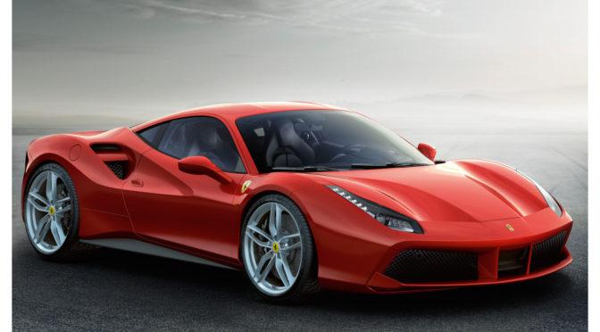 Auto – Ferrari 488 GTB VINCE IL PREMIO RED DOT