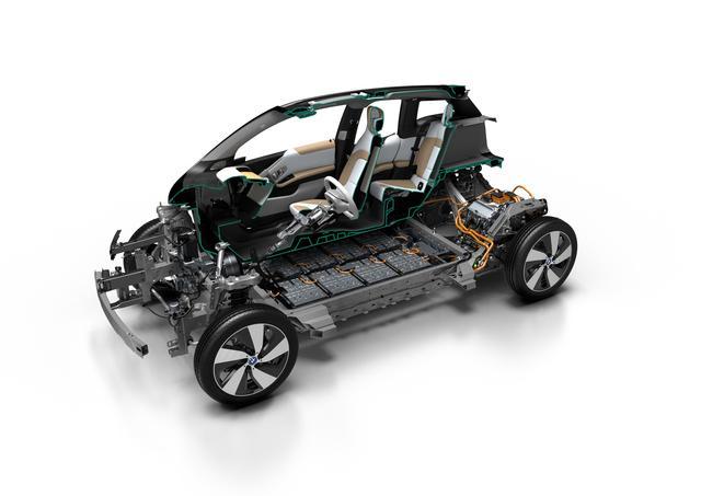 auto elettriche bmw i amplia la gamma di modelli per la