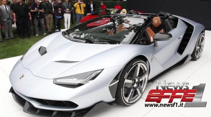 NewsF1 Autocar: Lamborghini Centenario. Il degno omaggio a Ferruccio