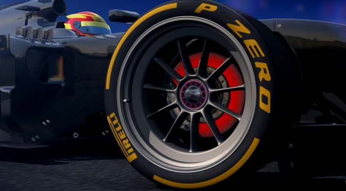 Formula 1 Brakes – Wheels of fire