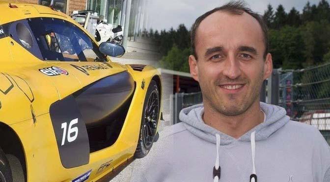 """Kubica: """"Sarebbe bello disputare la 24 Ore di Le Mans"""""""