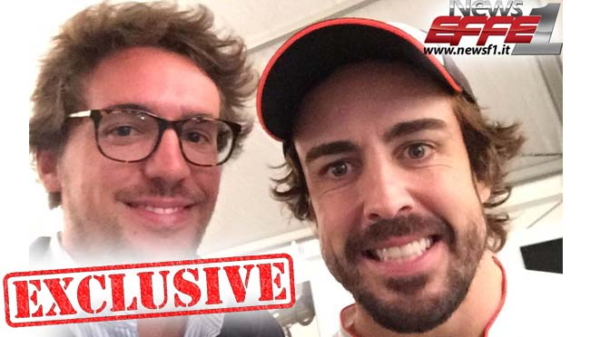 Entrevista exclusiva – Fernando Alonso