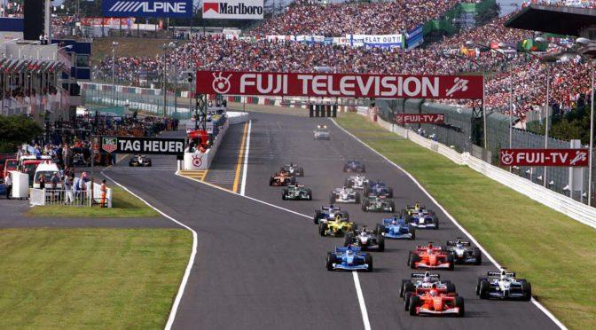 GP Giappone: Testa a Testa tra Mercedes e Red Bull
