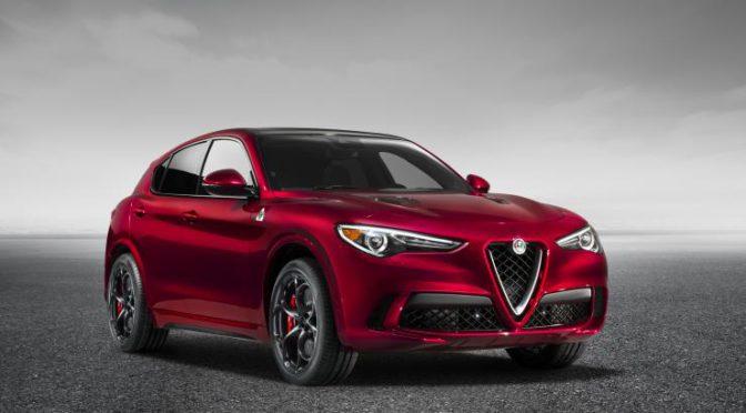 NewsF1 Automotive: Alfa Romeo Stelvio, il Suv che si guida da Granturismo
