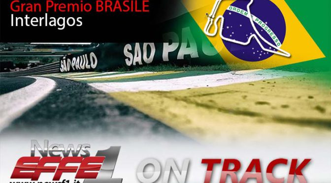 Replica Qualifiche Gp Brasile 2016 su Rai Sport: Video Streaming della F1