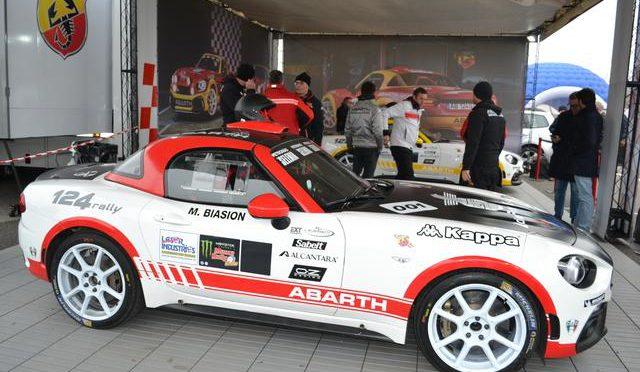 Mondo Corse – Trofeo Abarth 124 rally