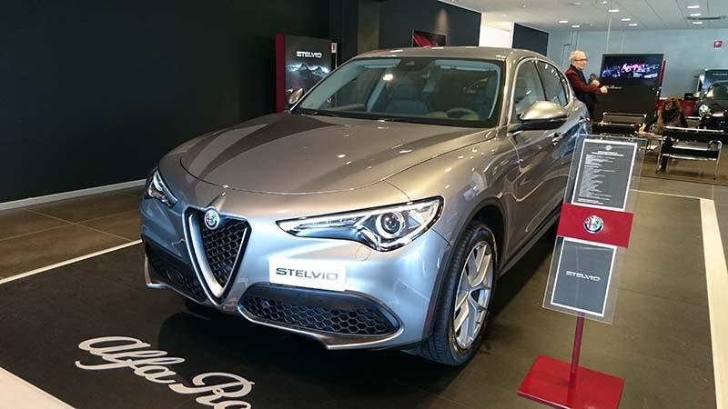 Alfa Romeo a Ginevra 2017: le novità