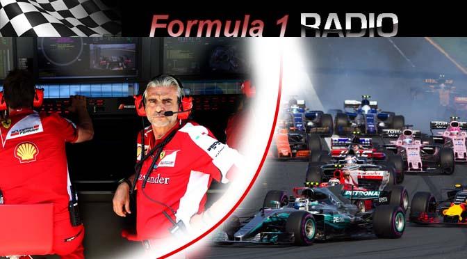 Formula 1 Radio – Radio Barcellona