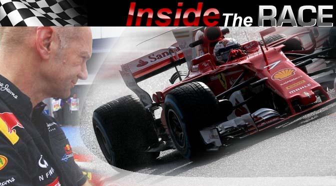 Inside the race – Barcellona