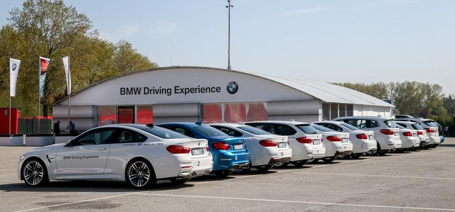 AUTO- BMW DRIVING EXPERIENCE 2017