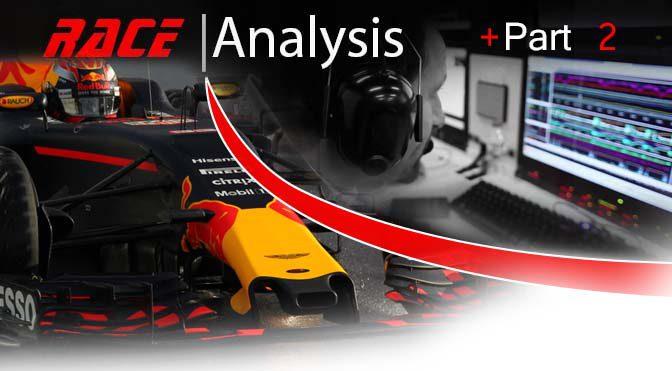 NEWSF1 CINA GP RACE ANALYSIS (PARTE 2)