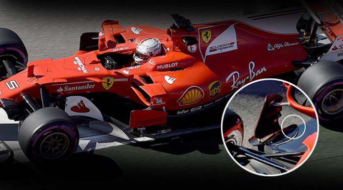 The Scuderia Ferrari is  illegal ?