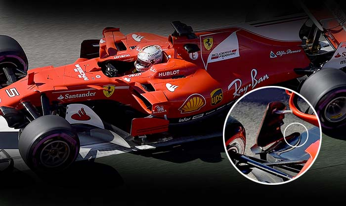 the scuderia ferrari is illegal ? - f1 notizie formula 1, news