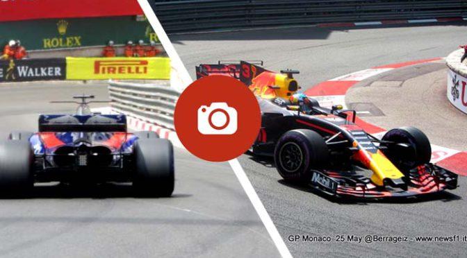 Foto Gallery Monaco GP on track