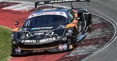 NEWSF1 GT ITALIANO AL MUGELLO TRONFANO BMW E BLACK BULL RACING