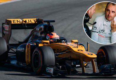 E' ufficiale: Robert Kubica parteciperà ai test in Ungheria a bordo della Renault 2017