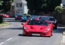 70 anni di Ferrari a PORTSMOUTH in Uk