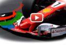 Formula 1 – Tecnica Focus nuova Ala Ferrari