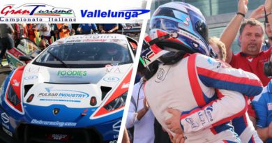 NEWSF1 VALLELUNGA 6° ROUND SUPER GT3