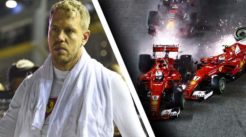 Notizie F1- La notte nera di Singapore per la Ferrari