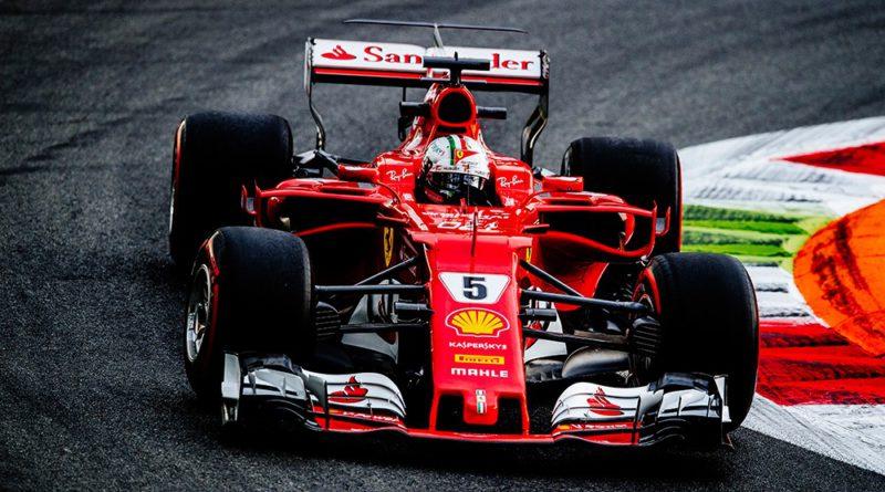 La Ferrari potrebbe seguire la livrea Ducati di MotoGp