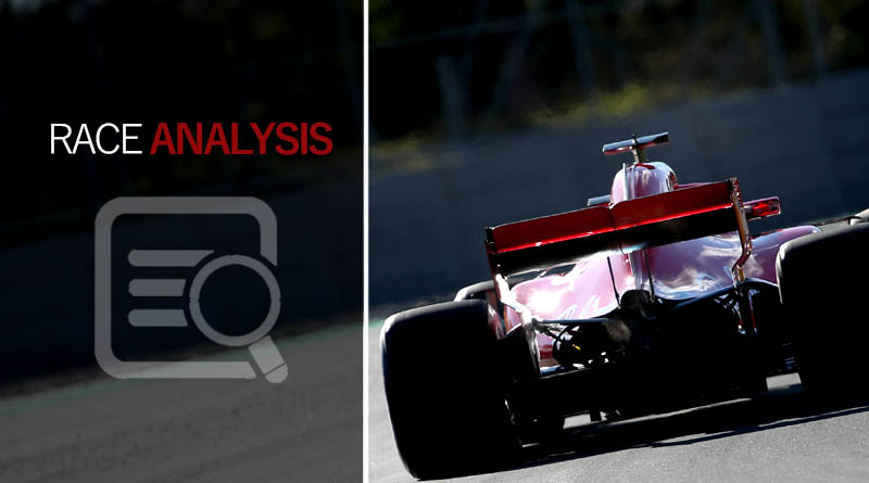 BAHRAIN GP VITTORIA FERRARI RACE ANALYSIS