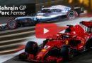 Formula 1 Bahrain GP Parc Ferme