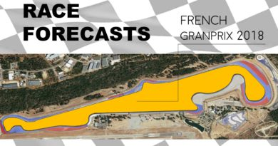 RACE FORECASTS: CAPIRE IL CIRCUITO DEL PAUL RICARD, FRANCIA