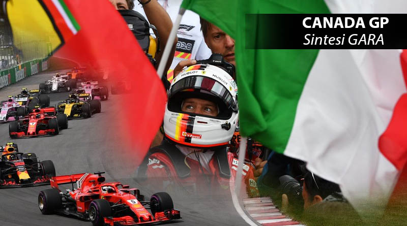 Formula 1 Sintesi Video GP Canada Dominio Ferrari