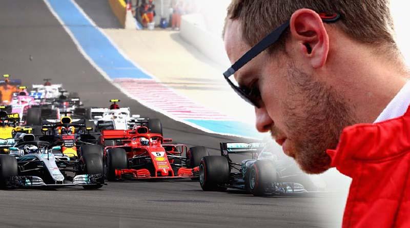 F1: Vettel, nel 2019 più ottimismo e velocità