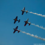 Dimostrazione aerea RedBull
