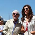 Bernie Ecclestone & Fabiana Ecclestone