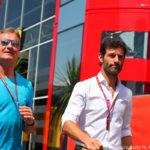 David Coulthard & Mark Webber