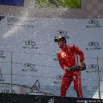Verstappen RedBull, Raikkone Ferrari, Vettel Ferrari