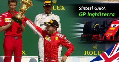 Sintesi Video GP di Gran Bretagna Trionfa Vettel e la Ferrari