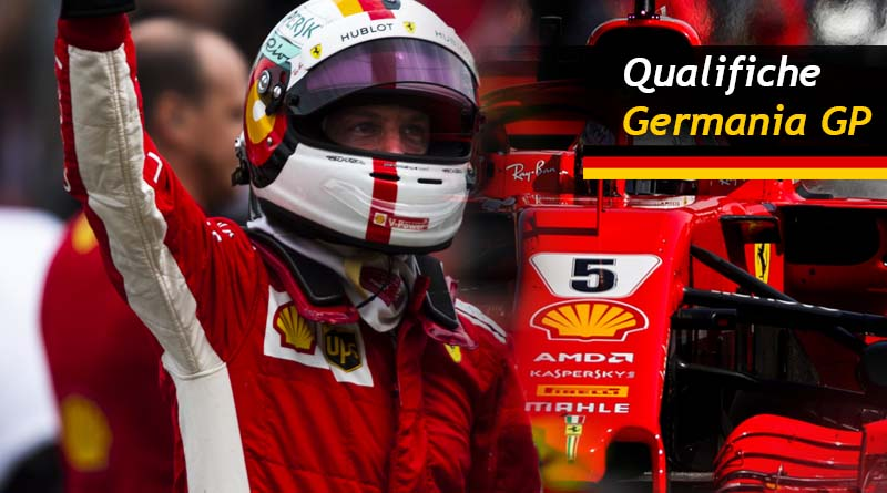 Formula 1 Sintesi Video Qualifiche GP Germania