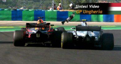 Sintesi Video GP di Ungheria Hamilton domina a Budapest, le Ferrari completano il podio