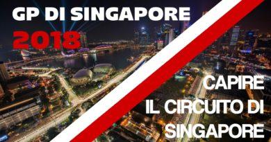 GP DI SINGAPORE: Capire il circuito di Singapore.
