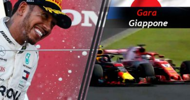 F1 Sintesi Video GP del Giappone Suzuka 2018 – Dominio Hamilton disastro Ferrari