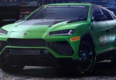 AUTO CONCEPT – LAMBORGHINI URUS ST-X  IL SUV RACING