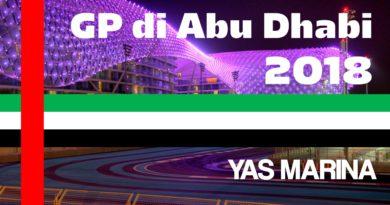 GP di Abu Dhabi: il cirucito di Yas Marina