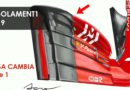 F1 TECNICA – REGOLAMENTI 2019: COSA CAMBIA. parte 1