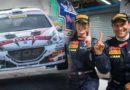 Rally –  Peugeot e Paolo  Andreucci chiudono una stagione di successo al Monza Rally Show