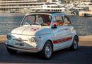 FIAT 500  – La Leggenda del cinquino al festival dell'automobile international 2019