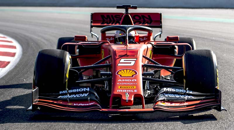 F1 Ferrari – Debutto in pista oggi per la SF90