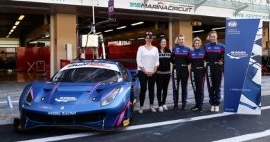 I campionati della Le Mans Series si tingono di rosa supportate della FIA WIM