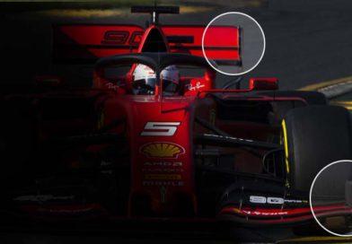F1 I Binotto annuncia una nuova ala posteriore sulla Ferrari